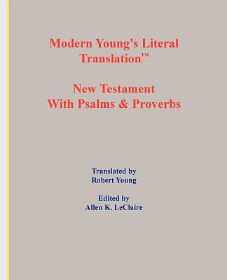 Modern Youngs Literal Translation New Testament-OE