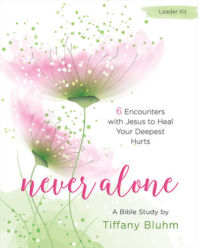 Picture of Never Alone - Women's Bible Study Leader Kit