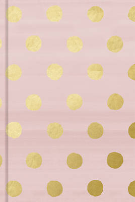Picture of Pink with Gold Dots, Journal