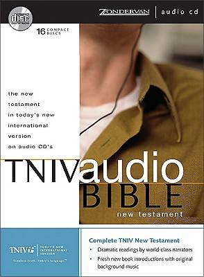 Picture of TNIV Audio Bible New Testament