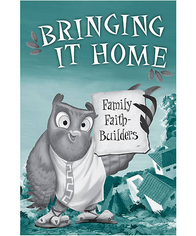 Group VBS 2013 Athens Bringing It Home: Family Faith-Builders (pkg. of 10)
