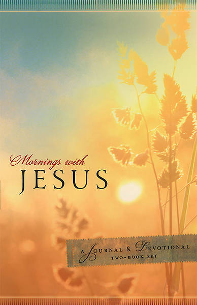 Mornings with Jesus Devotional and Journal (Two Pack Set)