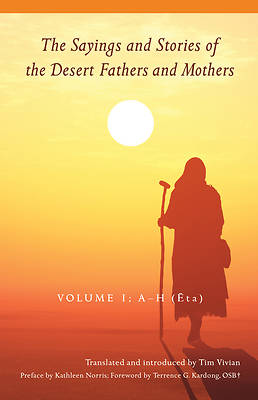 Picture of The Sayings and Stories of the Desert Fathers and Mothers, Volume 1