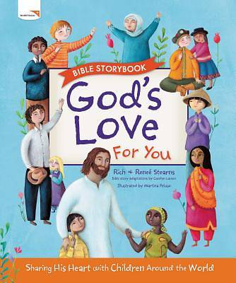 Gods Love for You Bible Storybook