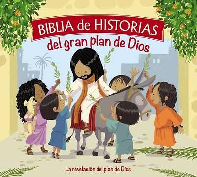Picture of Biblia de Historias del Gran Plan de Dios
