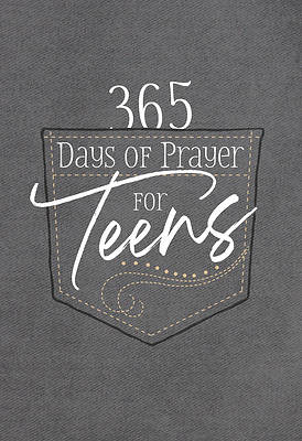 Picture of 365 Days of Prayer for Teens