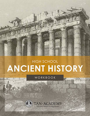 Picture of High School Ancient History Workbook