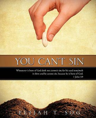 You Cant Sin