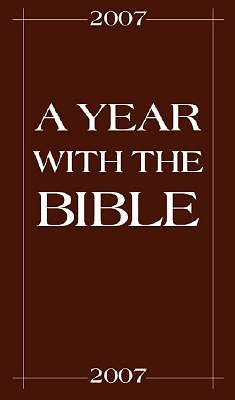 A Year With the Bible 2007 (Package of 10)