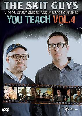 You Teach Volume 4