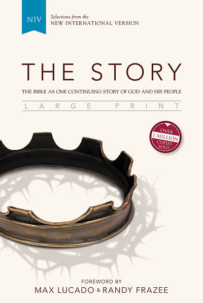 The Story, NIV, Large Print
