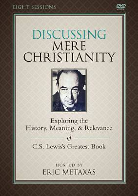 Discussing Mere Christianity Study Guide with DVD