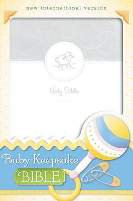 Baby Keepsake Bible, NIV