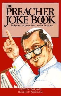 Picture of The Preacher Joke Book