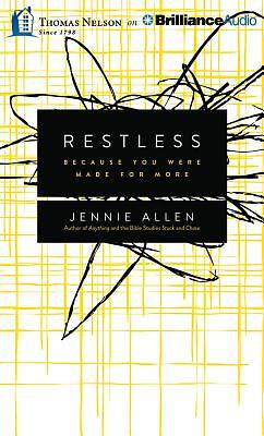 Restless Audiobook - MP3 CD
