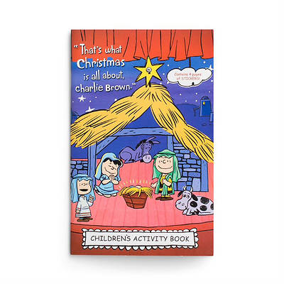 Peanuts Activity Book