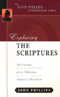 Picture of The John Phillips Commentary Series - Exploring the Scriptures