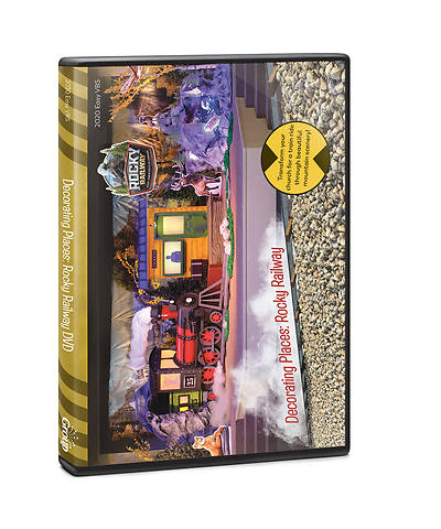 Picture of Vacation Bible School (VBS) 2020 Decorating Places: Rocky Railway DVD