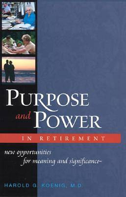 Picture of Purpose and Power in Retirement