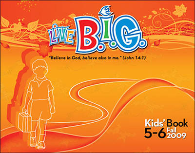 Picture of Live B.I.G. Ages 5-6 Kids' Book Fall