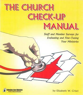 Picture of The Church Check-Up Manual