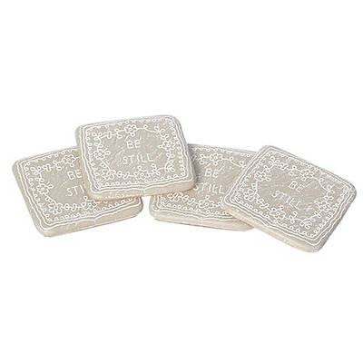 Be Still Coasters Set of 4