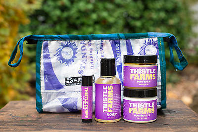 Picture of Thistle Farms Survival Travel Kit - Tuscan Earth