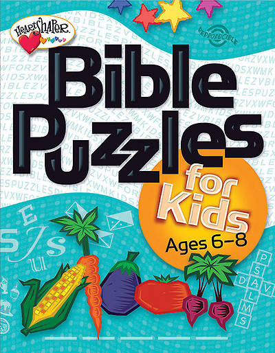 Picture of Bible Puzzles for Kids