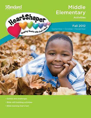 Standards HeartShaper Middle Elementary Student Fall 2012