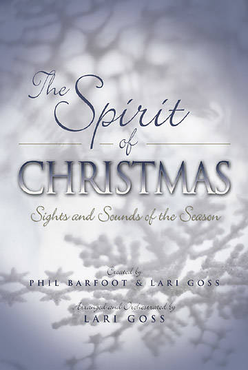 The Spirit of Christmas Choral Book
