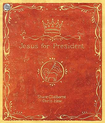 Jesus For President Audio CD