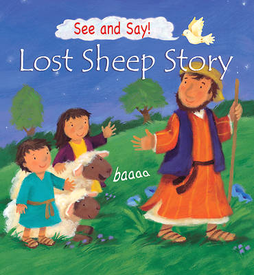 See and Say! Lost Sheep Story