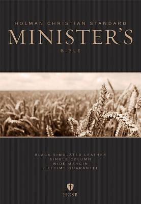 HCSB Ministers Bible