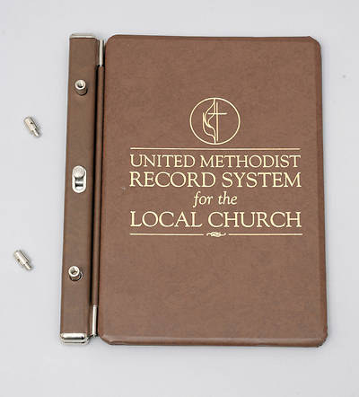 Picture of United Methodist Membership Record System for the Local Church Extension Post-Extender (Pkg of 2)