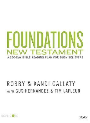 Picture of Foundations - New Testament