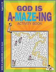 God Is A-Maze-Ing