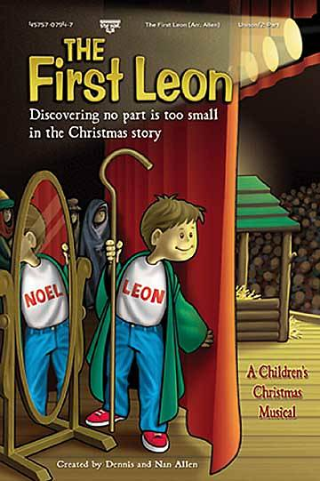 The First Leon - Choral Book