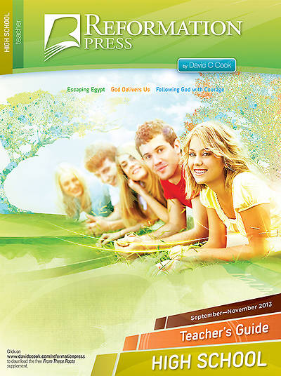 Bible-in-Life High School Teachers Guide Fall 2014