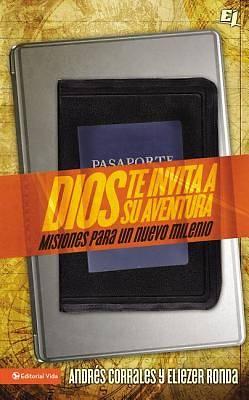 Picture of Dios Te Invita a Su Aventura