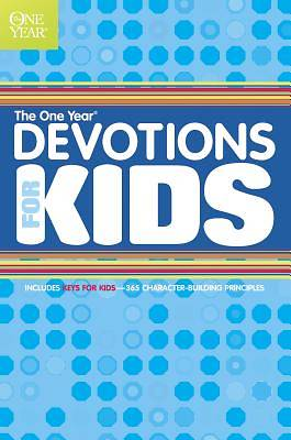 Picture of The One Year Book of Devotions for Kids
