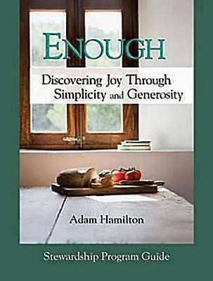 Enough Stewardship Program Guide