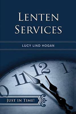 Picture of Just in Time! Lenten Services - eBook [ePub]