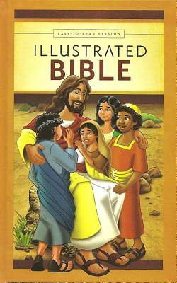 Illustrated Bible-OE-Easy-To-Read Translation