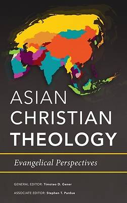 Picture of Asian Christian Theology