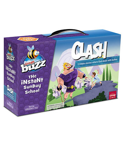 Picture of Buzz Grades 1-2 Clash Kit Spring 2021
