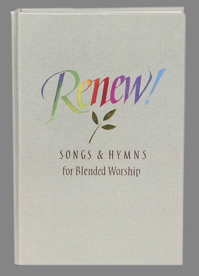 Picture of Renew-Songs and Hymns/Blended Worship Singers Edition