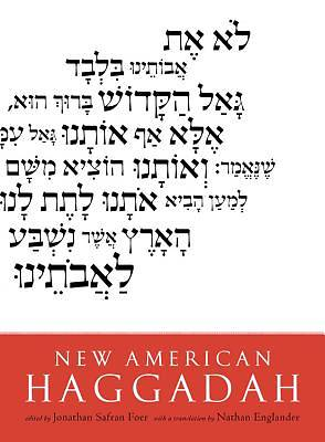 Picture of New American Haggadah