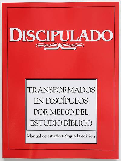 Picture of Discipulado Transformados en Discípulos por Medio del Estudio Bíblico manual de estudio