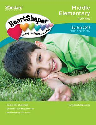Standards Heartshaper Middle Elementary Student Spring 2013