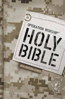 Operation Worship Compact NLT (Marine Corps Edition)